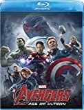 Avengers: Age of Ultron (Blu-ray) - October 2