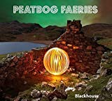 Peatbog Fairies Blackhouse, a glowing ball in a very old foundation for a house by a small body of water