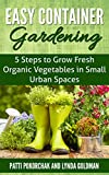 Free eBook - Easy Container Gardening