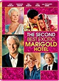 Second best exotic Marigold Hotel (Motion picture : 2015)