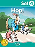 Budding Reader Set 4: Hop! (10 books)