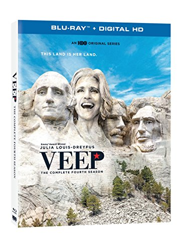 Veep: Season 4 [Blu-ray] with Digital HD DVD