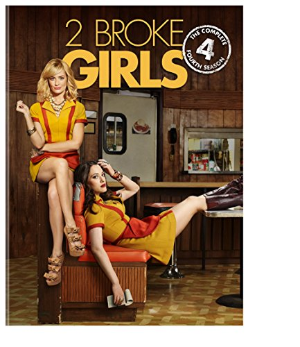 2 Broke Girls: The Complete Fourth Season DVD