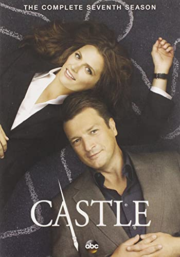 Castle: The Complete Seventh Season DVD