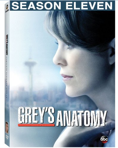 Grey's Anatomy: The Complete Eleventh Season DVD