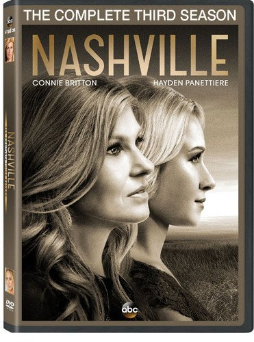 Nashville: The Complete Third Season DVD