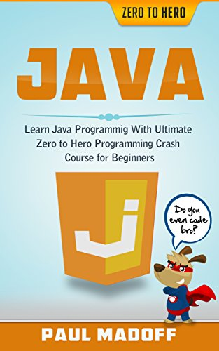 Pdf Java Learn Java Programming With Ultimate Zero To Hero