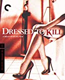 Dressed to Kill (Criterion Colletion Blu-ray) - September 8