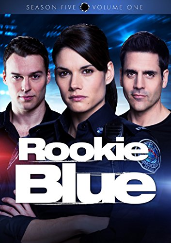 Rookie Blue: Season 5-Volume 1 DVD