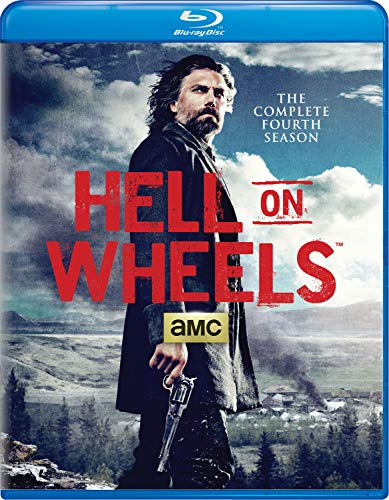 Hell on Wheels: Season 4 [Blu-ray] DVD