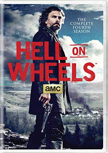 Hell on Wheels: Season 4 DVD