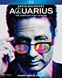 Aquarius: The Complete First Season (Blu-ray) - September 15