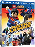 LEGO DC Super Heroes: Justice League: Attack of the Legion of Doom! [Blu-ray]