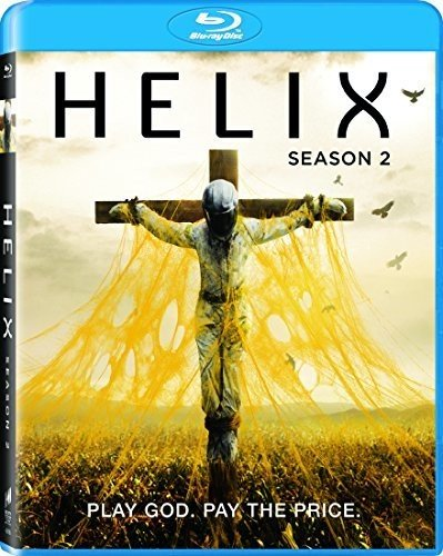 Helix: Season 2 [Blu-ray] DVD