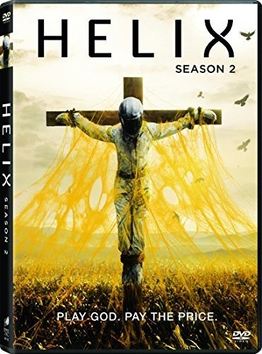 Helix: Season 2 DVD