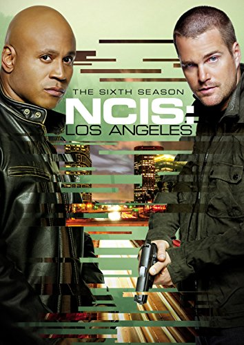 NCIS Los Angeles: The Sixth Season DVD