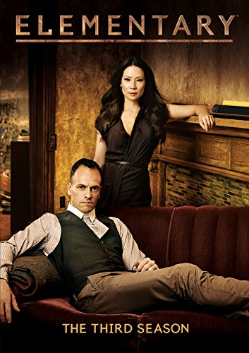 Elementary: The Third Season DVD