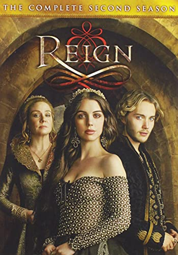 Reign: The Complete Second Season DVD