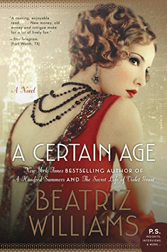 A Certain Age by  Williams Beatriz
