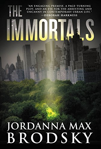 Books on Sale: The Immortals by Jordanna Max Brodsky & More