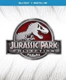 Jurassic Park Collection (Blu-ray 3D + Blu-ray + Digital HD) - October 20