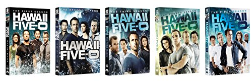 Hawaii Five-O: Five Season Pack DVD