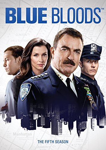 Blue Bloods: The Fifth Season DVD