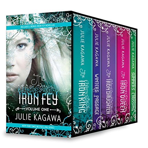 Iron Fey Series, Volume 1