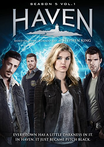 Haven: Complete Season 5-Vol 1 DVD