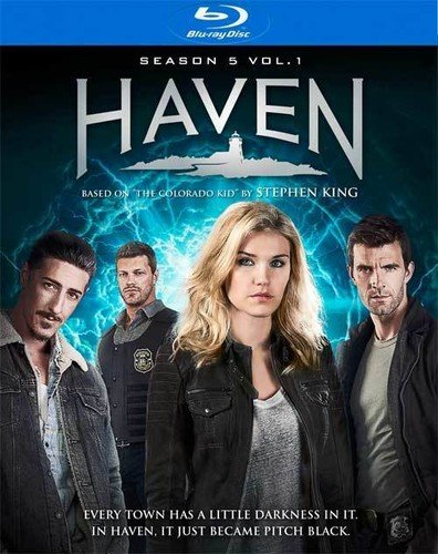 Haven: Complete Season 5-Vol 1 [Blu-ray] DVD