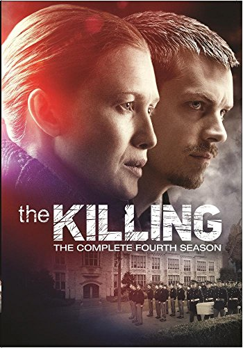 The Killing: The Complete Fourth Season DVD