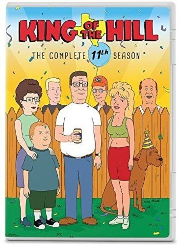 King of the Hill: Season 11 DVD