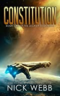 Book Cover: Constitution by Nick Webb