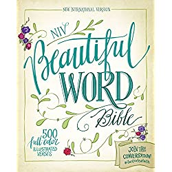 NIV, Beautiful Word Bible, eBook: 500 Full-Color Illustrated Verses