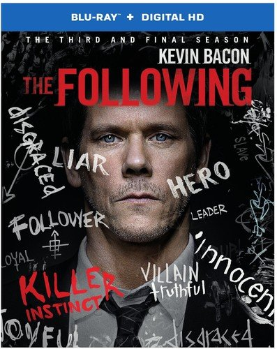 The Following: The Complete Third Season  DVD