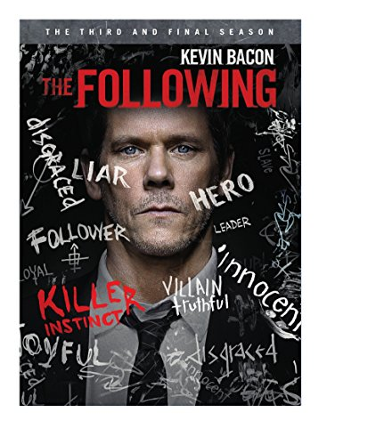 The Following: Season 3 DVD