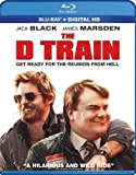The D Train (Blu-ray + Digital HD) - September 1