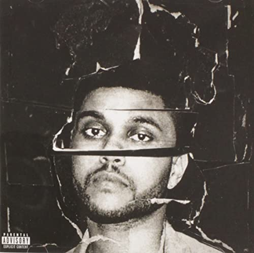Album Cover: Beauty Behind The Madness