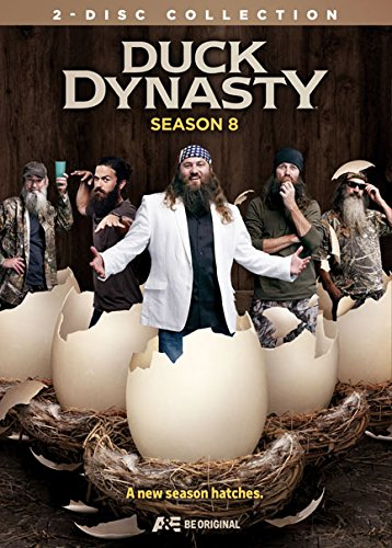 Duck Dynasty: Season 8 DVD
