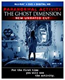 Paranormal Activity: The Ghost Dimension (Blu-ray + DVD + Digital HD) - January 12