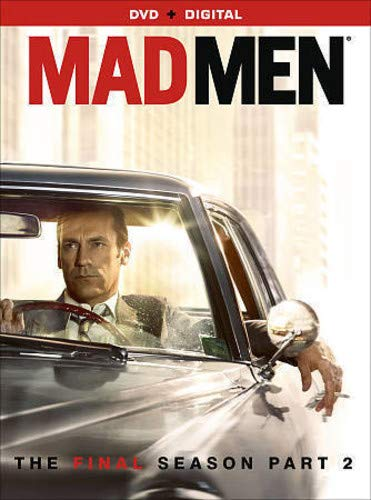Mad Men: The Final - Season Part 2 DVD