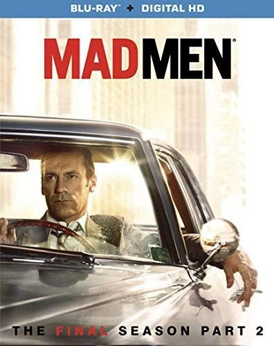 Mad Men: The Final - Season Part 2 [Blu-ray] DVD