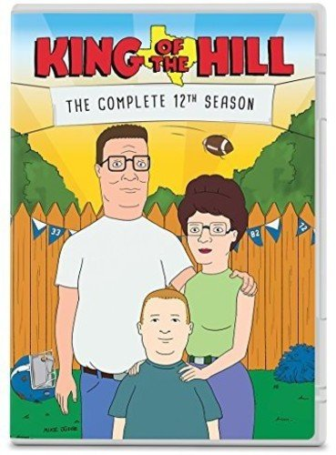 King of the Hill: Season 12 DVD
