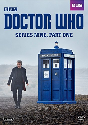 Doctor Who: Series 9 Part 1 DVD