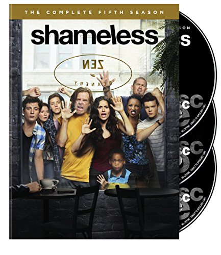Shameless: Season 5 DVD
