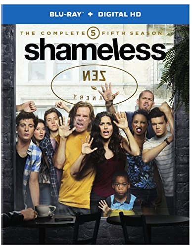 Shameless: Season 5 [Blu-ray] DVD
