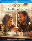 Before We Go (Blu-ray) - November 3