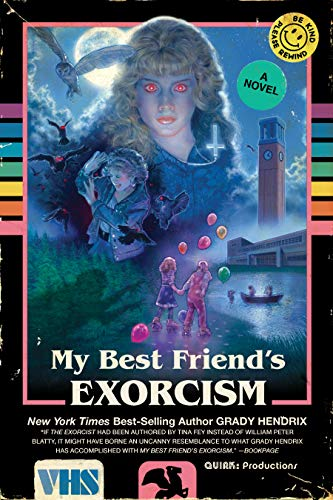 Books on Sale: My Best Friend's Exorcism by Grady Hendrix & More