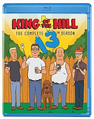 King of the Hill: Season 13 [Blu-ray] DVD