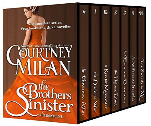 The Brothers Sinister Complete Boxed Set